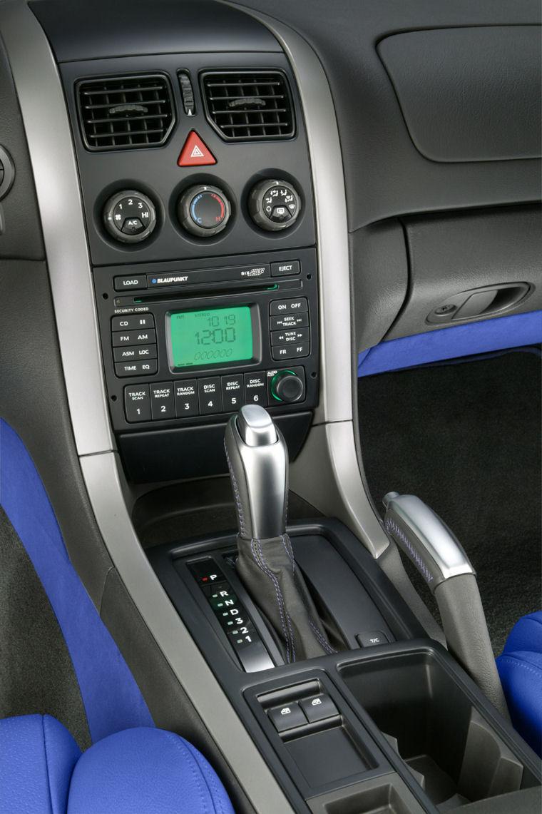 2004 Pontiac Gto Center Console Picture Pic Image