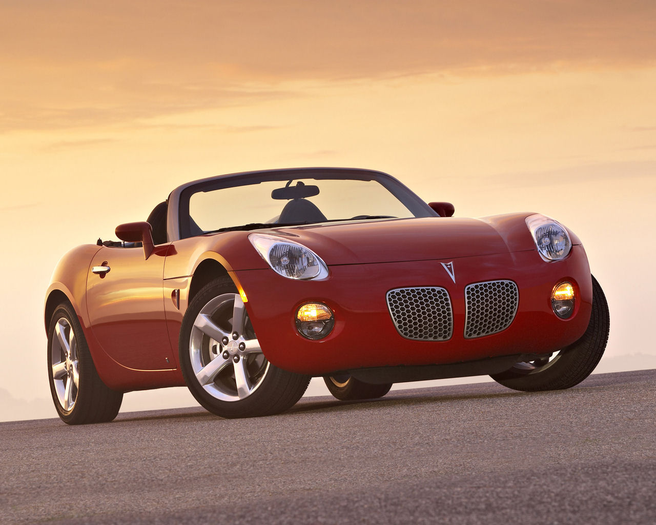 Pontiac Solstice Gxp Turbo Coupe Roadster Free