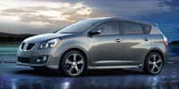 Pontiac Vibe Reviews / Specs / Pictures