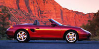 2000 Porsche Boxster Reviews / Specs / Pictures
