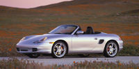 2004 Porsche Boxster Reviews / Specs / Pictures