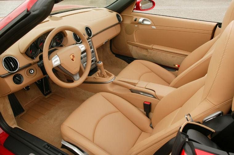 2008 Porsche Boxster Interior Picture