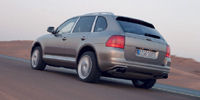 2006 Porsche Cayenne Reviews / Specs / Pictures