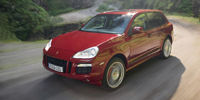 2009 Porsche Cayenne Reviews / Specs / Pictures