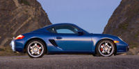 2008 Porsche Cayman Reviews / Specs / Pictures