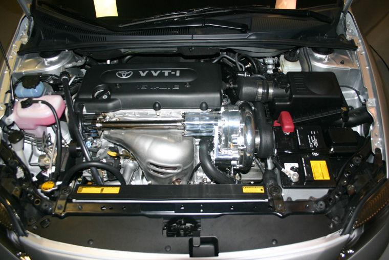 Scion Tc Engine >> 2006 Scion tC 2.4l 4-cylinder Engine - Picture / Pic / Image