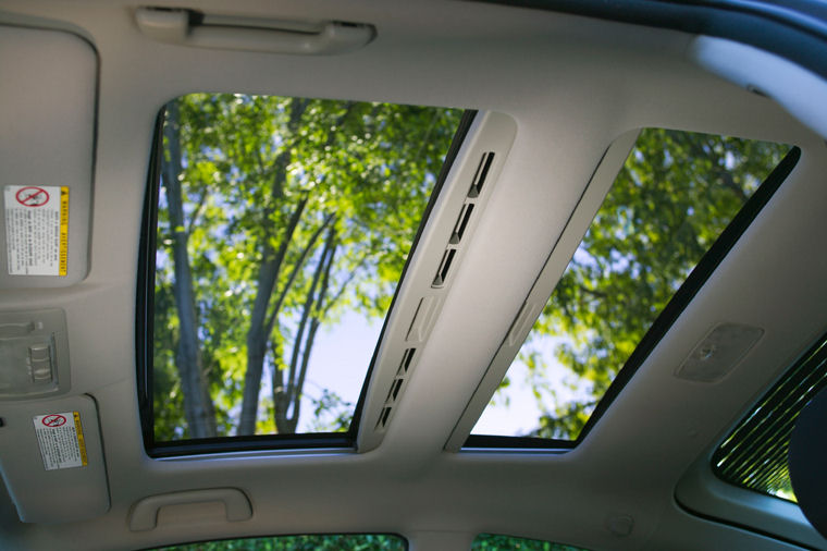 2007 Scion Tc Sunroof Picture Pic Image