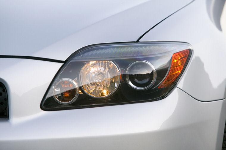 2009 Scion Tc Headlight Picture Pic Image