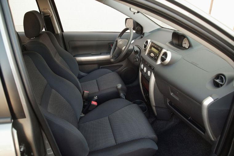 2004 Scion Xa Interior Picture Pic Image