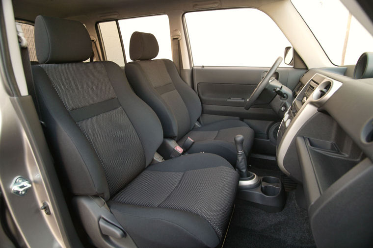 scion xb interior picture pic image