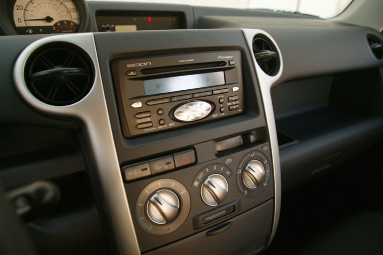 2006 Scion Xb Dashboard Picture Pic Image