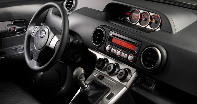 2008 Scion XB Interior Picture