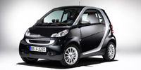 2008 Smart Fortwo Reviews / Specs / Pictures