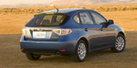2008 Subaru Impreza Reviews / Specs / Pictures