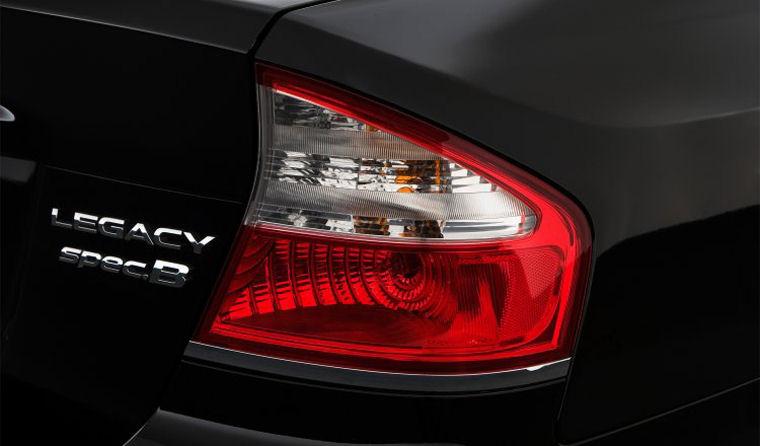 Lexus Hybrid Suv >> 2008 Subaru Legacy 2.5 GT Spec.B Tail Light - Picture / Pic / Image