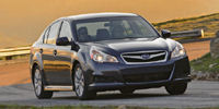 2010 Subaru Legacy Reviews / Specs / Pictures