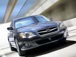 Subaru Legacy Wallpaper