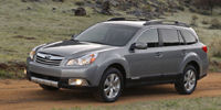 2010 Subaru Outback Pictures