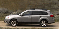 2011 Subaru Outback Pictures