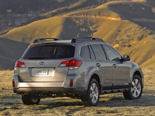Subaru Outback Wallpaper
