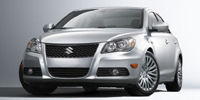 2010 Suzuki Kizashi Reviews / Specs / Pictures