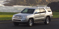 2003 Toyota 4Runner Pictures