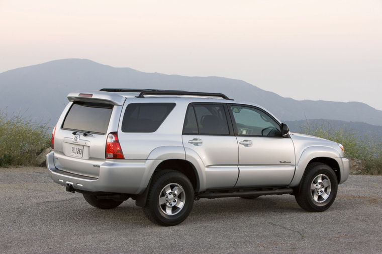 2009 Toyota 4runner Trail Edition Picture Pic Image