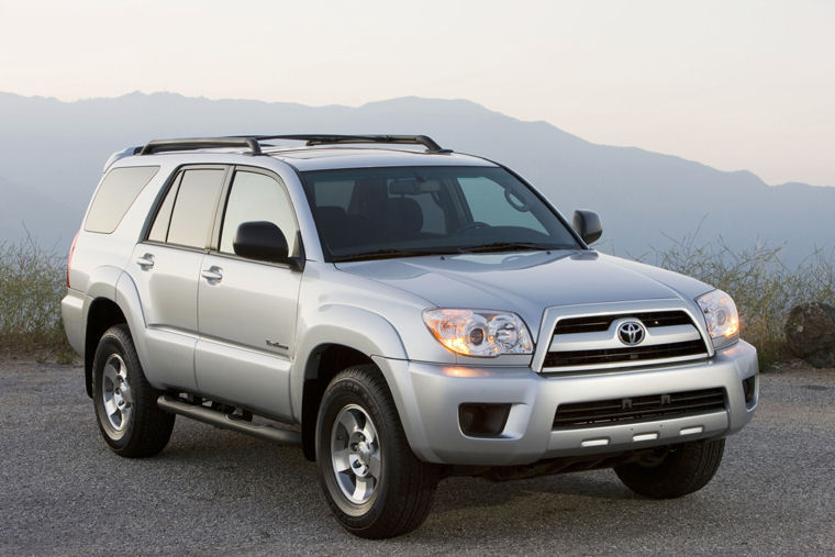 2009 Toyota 4Runner Trail Edition Picture