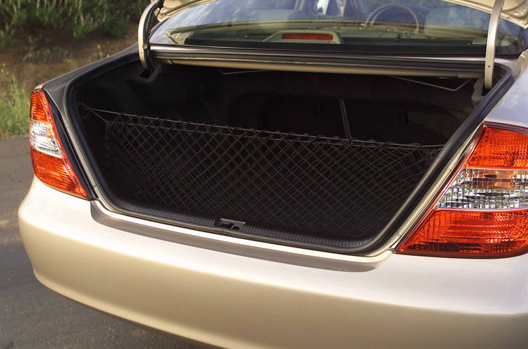 how to open the trunk of a 2007 camry altise