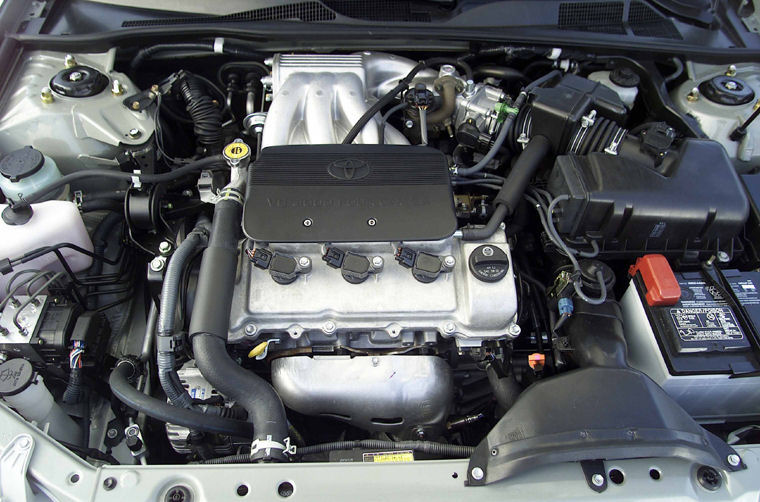2003 toyota camry 6 cylinder engine picture pic image. Black Bedroom Furniture Sets. Home Design Ideas