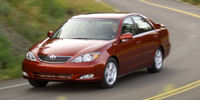 2003 Toyota Camry Pictures