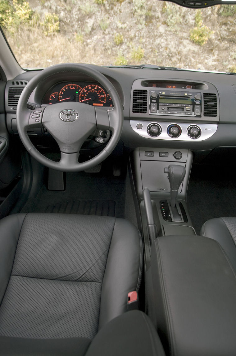 2005 Toyota Camry Se Interior Picture Pic Image
