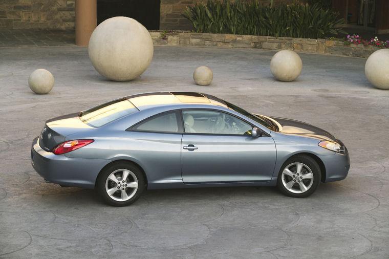 2006 Toyota Camry Solara Sle Picture