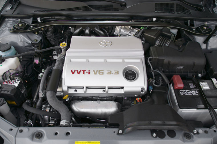 2006 toyota camry solara sle 6 cylinder engine picture pic image. Black Bedroom Furniture Sets. Home Design Ideas