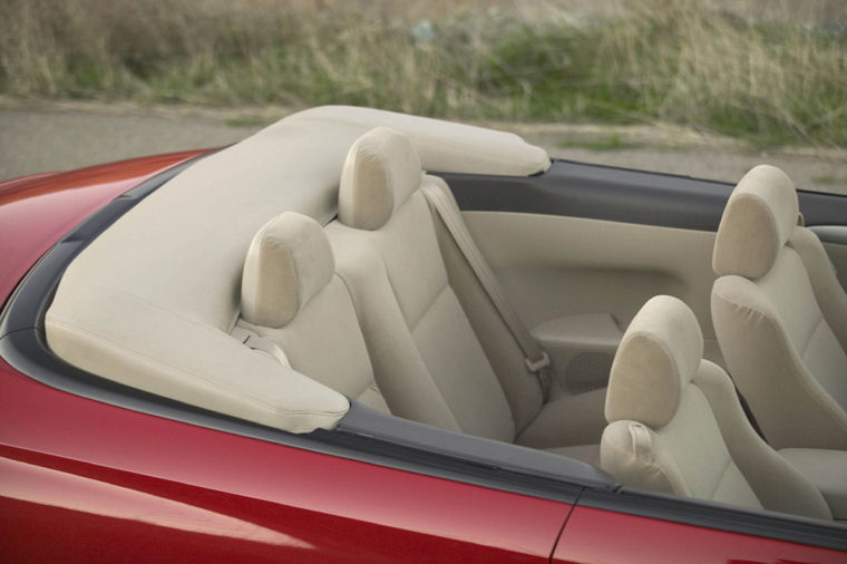2006 toyota camry solara convertible se interior picture pic image. Black Bedroom Furniture Sets. Home Design Ideas