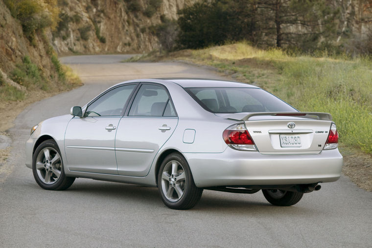 2006 Toyota Camry Se Picture Pic Image