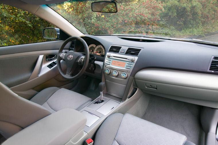 2008 Toyota Camry Se Interior Picture