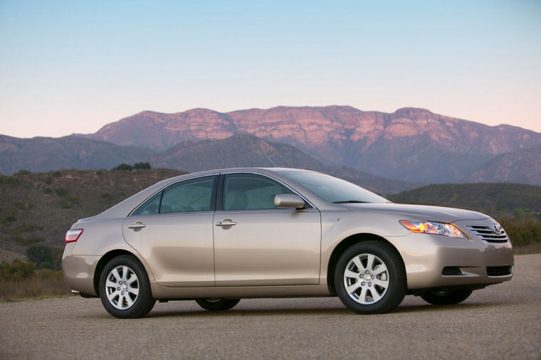 2008 toyota camry hybrid picture pic image. Black Bedroom Furniture Sets. Home Design Ideas