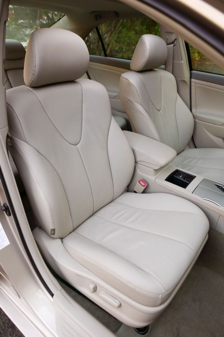 2008 toyota camry hybrid interior picture pic image. Black Bedroom Furniture Sets. Home Design Ideas