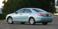 2008 Toyota Camry Pictures