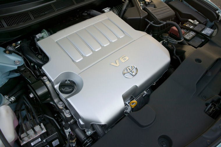 2009 Toyota Camry Xle 3 3l 6 Cylinder Engine Picture