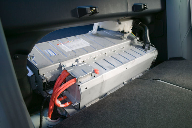 2009 Toyota Camry Hybrid Battery Cells Picture