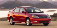 2003 Toyota Corolla Pictures