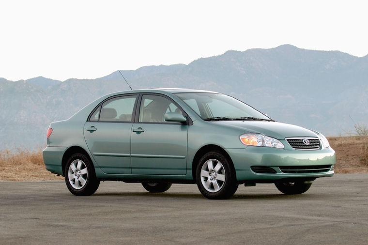 2005 Toyota Corolla LE Picture