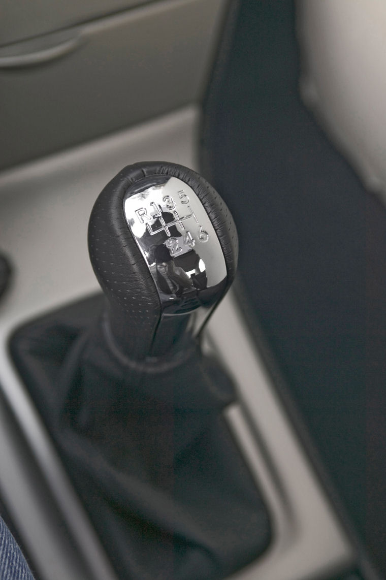 2005 Toyota Corolla XRS Gear Lever - Picture / Pic / Image