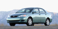2005 Toyota Corolla Pictures