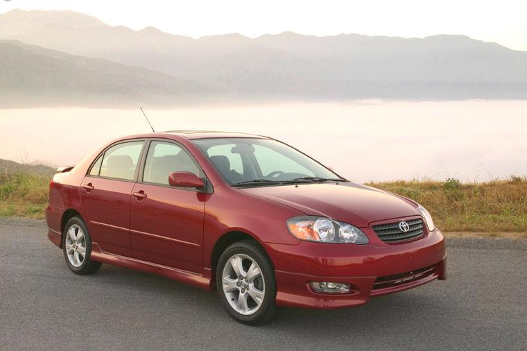 Toyota Corolla XRS Picture Pic Image - 2006 corolla