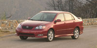 2006 Toyota Corolla Pictures