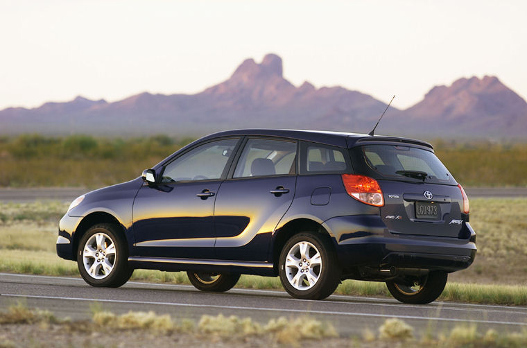 2003 toyota matrix xr awd picture pic image. Black Bedroom Furniture Sets. Home Design Ideas