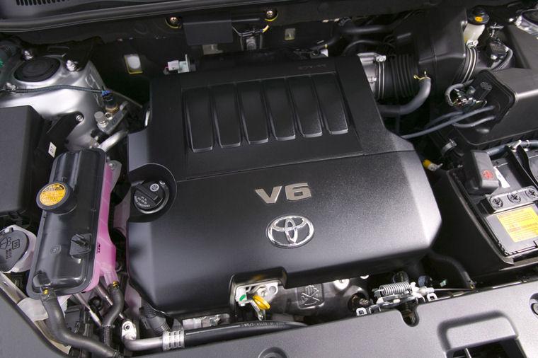 2007 toyota rav4 6 cylinder engine picture pic image. Black Bedroom Furniture Sets. Home Design Ideas